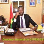 Judicaël S. Zizien est le nouveau Directeur Général du CFPEM-SST !